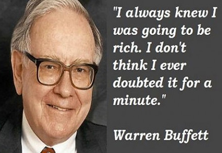 Quotes by warren buffet on long term investment